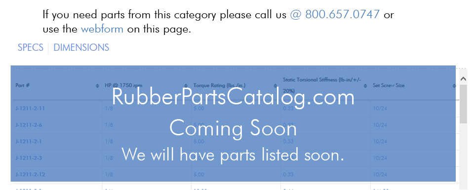 Rubber-Parts-Catalog-Coming-Soon