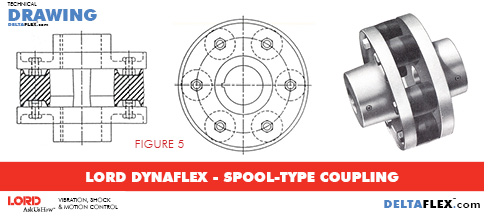 Rubber-Parts-Catalog-Delta-Flex-LORD-DYNAFLEX-Coupling-SPOOL-Type-Configuration-Technical-Drawing.jpg