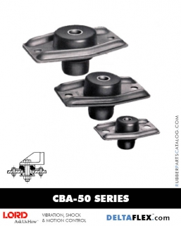 Rubber-Parts-Catalog-Delta-Flex-LORD-Center-Bonded-Mounts-CBA-50-Series