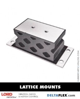 Rubber-Parts-Catalog-Delta-Flex-LORD-Machinery-Mounts-Lattice