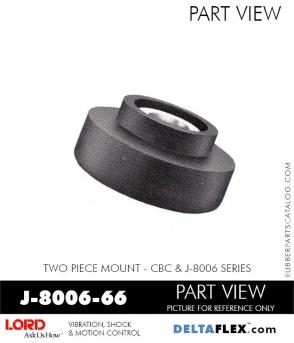Rubber-Parts-Catalog-Delta-Flex-LORD-Corporation-two-piece-mounts-CBB-CBC-J-8006-66