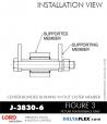 Rubber-Parts-Catalog-Delta-Flex-LORD-Bushings-Center-Bonded-Bushings-J-3830-6