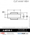 Rubber-Parts-Catalog-Delta-Flex-LORD-Bushings-Center-Bonded-Bushings-J-6310-1