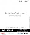 Rubber-Parts-Catalog-Delta-Flex-LORD-Corporation-Conical-Mount-J-21159-9