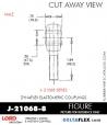 RUBBER-PARTS-CATALOG-DELTAFLEX-Vibration-Isolator-LORD-ROD-ENDS-J-21068-8