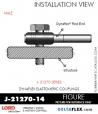 RUBBER-PARTS-CATALOG-DELTAFLEX-Vibration-Isolator-LORD-ROD-ENDS-J-21270-14