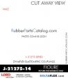 RUBBER-PARTS-CATALOG-DELTAFLEX-Vibration-Isolator-LORD-ROD-ENDS-J-21275-14