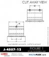 RUBBER-PARTS-CATALOG-DELTA-FLEX-LORD-CORPORATION-VIBRATION-ISOLATER-Machinery-Mounts-LATTICE-MOUNT-J-4557-12