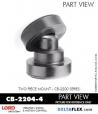 Rubber-Parts-Catalog-Delta-Flex-LORD-Corporation-Two-piece-mount-cb-2200-series-CB-2204-4