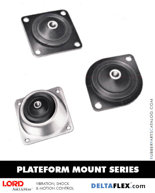 LORD Rubber Plateform Mount Plateform Mount Series